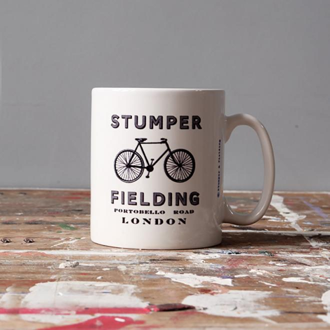 Stumper and Fielding Cup Bike with text