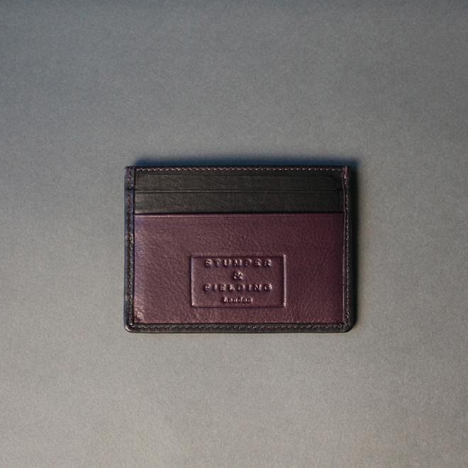 Purple Cardholder