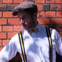 Wool Baker Boy cap