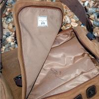 Wax Cotton '3 in 1' Backpack