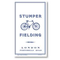 Stumper and Fielding Teatowel