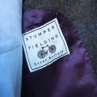 The 'Southdown' Three Quarter Length Jacket