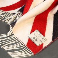 Pure Wool union Jack Blanket