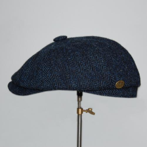 Harris Tweed Baker Boy