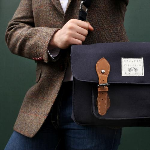 Cotton Satchel 'The Bresson' Bag