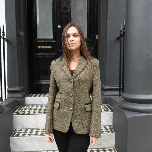 Womens Tweed Jacket